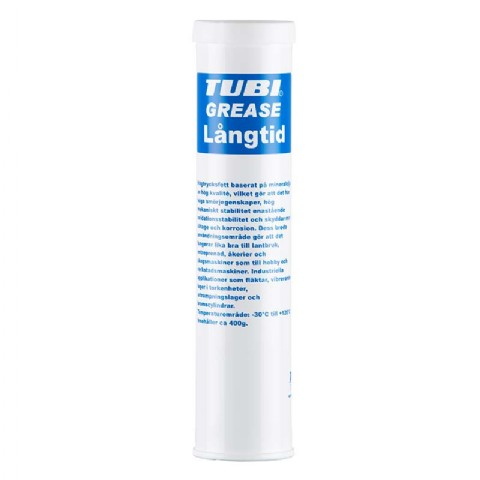 TUBI Grease Långtid (Durable)